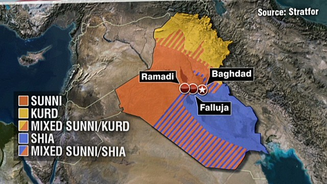 Why the sectarian divide in Iraq?