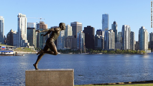 Vancouver, Canada's, Stanley Park took home top honors in the TripAdvisor awards.