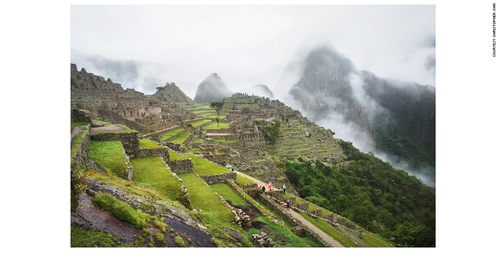 Peru's 15th-century Inca citadel of Machu Picchu was named the world's top landmark by TripAdvisor. Discuss.