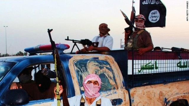 Could ISIS make a 'dirty bomb?'