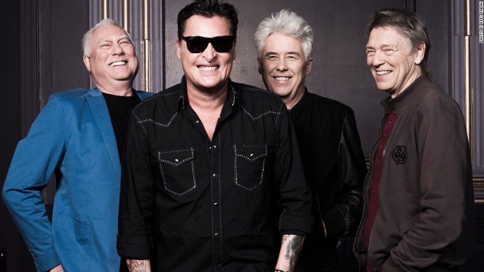 "Golden Earring (pictured in 2014) is still on the road playing that not so forgotten song. Reader whymilikethis wrote: ""'Radar Love' -- I get speeding tickets listening to that one. My favorite drivin' tune."""