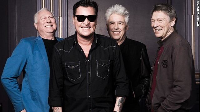 Golden Earring in 2014: Turns out that song's not so forgotten after all.