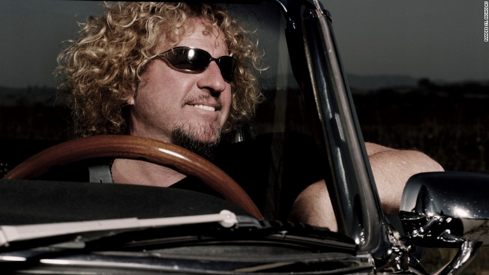 "Was lead-footed rocker and Ferrari owner Sammy Hagar celebrating travel? Or merely challenging the authority of a paternalistic government? Either way, readers demanded ""I Can't Drive 55"" make the list of top travel tunes."