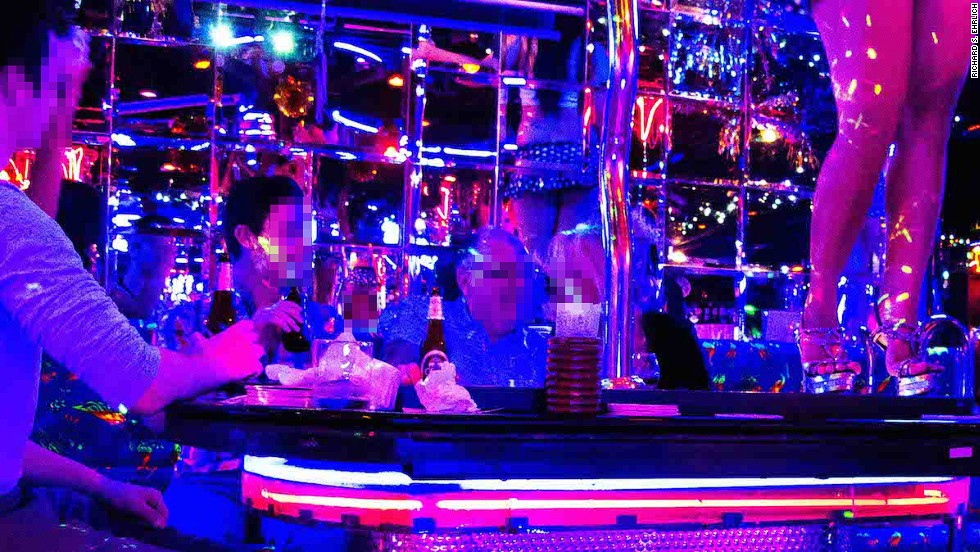 "The Bangkok Hangover Tour celebrates the film ""Hangover Part II."" The tour begins in the same bar on Soi Cowboy (pictured) where some of the movie's scenes were filmed."
