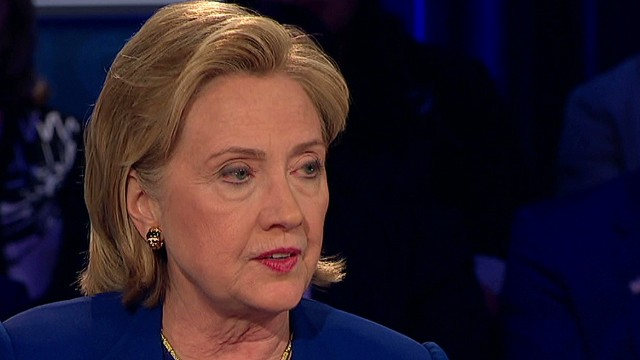 Clinton on the idea of mandatory service