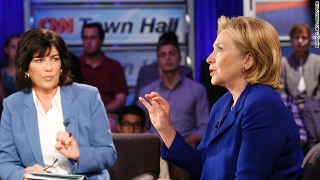 'Tough Choices': Hillary Clinton's town hall