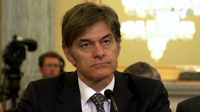 Dr. Oz accused of peddling bogus drugs