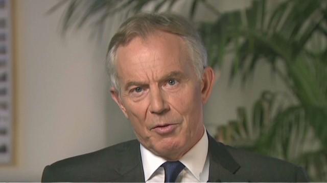 Blair on Iraq: This challenge is complex