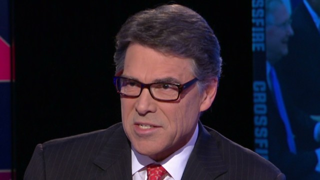 Gov. Perry: Immigrants told what to say