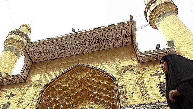 Iran to help save Iraqi temples?