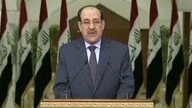 Does Iraqi prime minister have to go?