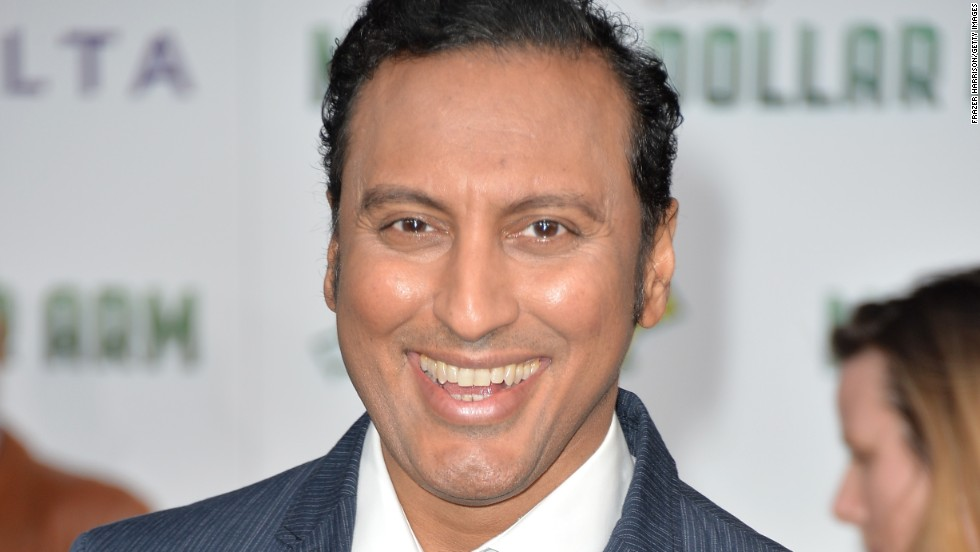 "Actor Aasif Mandvi broke out on Comedy Central's ""The Daily Show with Jon Stewart,"" and is now acting in movies."