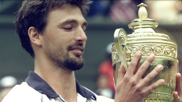 Ivanisevic: Wimbledon's luckiest wildcard?