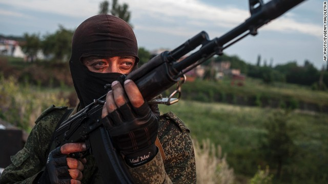 Ukraine announces unilateral cease-fire