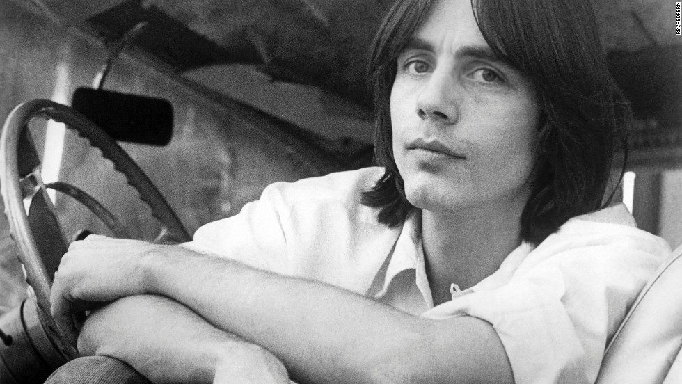 "Wanderlust and a near-empty gas tank (apparently) inspired Jackson Browne to write ""Running on Empty,"" one of the greatest travel songs ever ... even if we didn't originally say so."