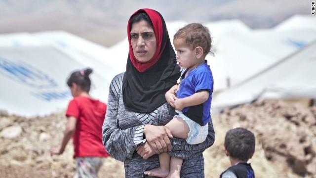 Mass exodus tears Iraqi families apart