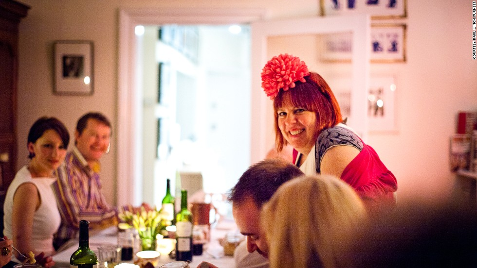 """Pop-up pioneer and food blogger Kerstin Rodgers, aka <a href=""""http://www.msmarmitelover.com/"""" target=""""_blank"""">Ms Marmitelover</a>, started one of the first supper clubs at her home in Kilburn, London, in 2009. She says the new brand of """"pop-up restaurant"""" just isn't the same."""