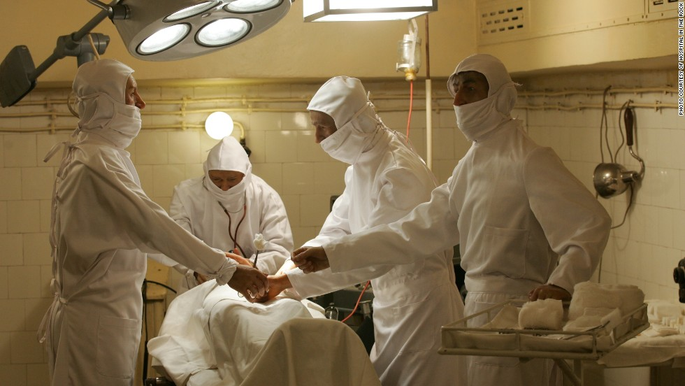 During the wartime Soviet Siege of Budapest, doctors and nurses treated thousands of casualties here. The hospital also operated during the Hungarian Uprising in 1956.