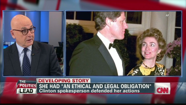 Victim says Clinton 'lied like a dog'