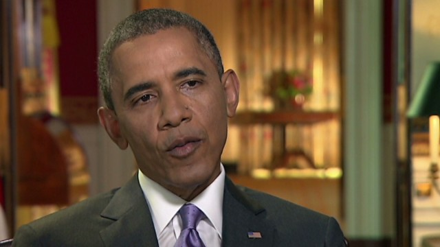 Obama: We gave Iraq a chance