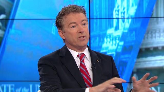 Rand Paul makes Civil Rights claim