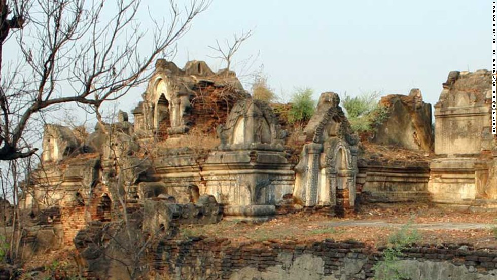 The Pyu ancient cities make up Myanmar's first-ever World Heritage Site. Halin, Beikthano and Sri Ksetra, three walled and moated cities, are partially excavated archaeological sites that are evidence of the Pyu kingdoms that existed between 200 B.C. and 900 A.D.