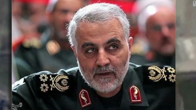 Is ruthless general Iraq's hidden hand?