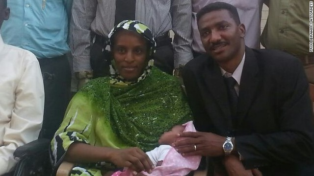 Sudanese Christian woman rearrested