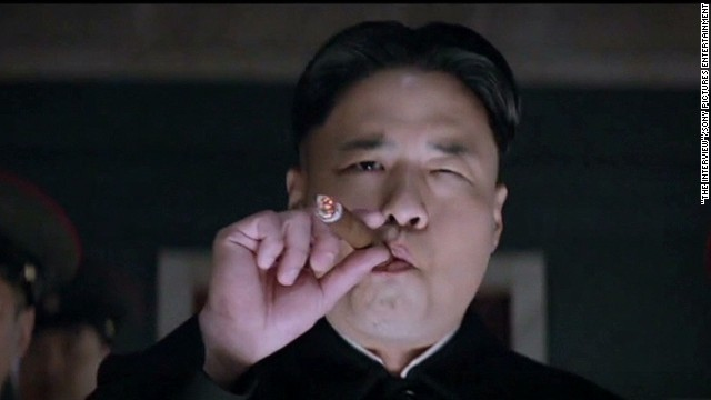 Can North Korea take this Hollywood joke?