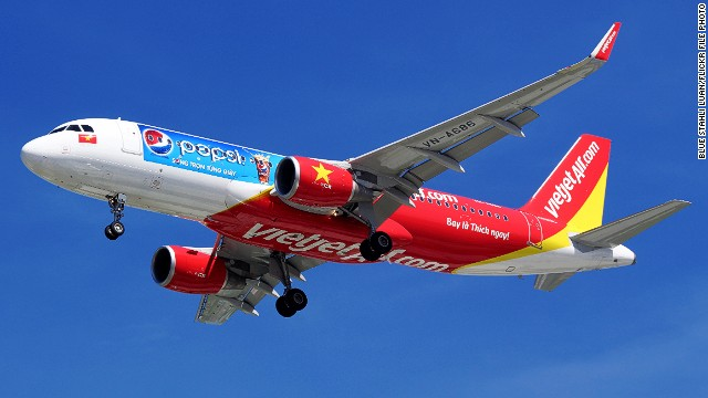 A VietJet Air flight landed at the wrong airport in 2014.