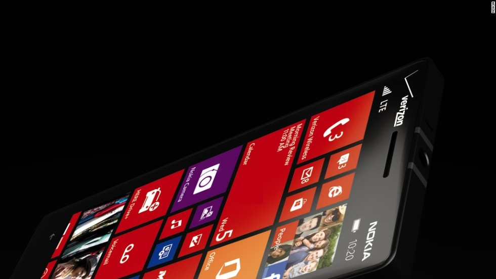 Some reviewers have called the Nokia Lumia Icon, with a fast processor, 5-inch display screen and 20-megapixel camera, the best Windows phone yet.