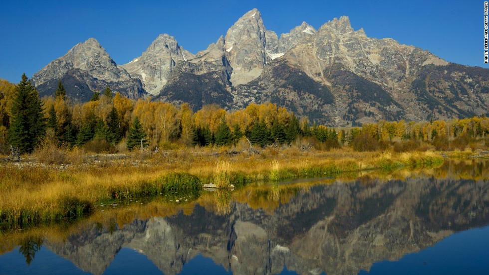 Take a break from the big city in Wyoming's wide-open spaces. A stone's throw from Yellowstone National Park, Jackson Hole also offers the National Elk Refuge and Teton Village, a skier's paradise. The Jackson Town Square is full of retailers to fit any need, including a bakery and a shooting range.