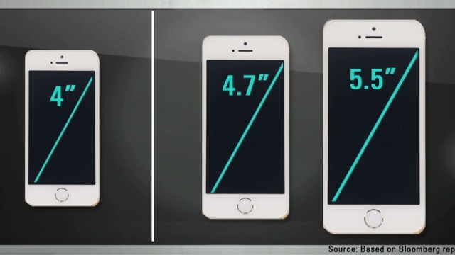 Report: Coming soon, bigger iPhones