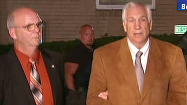 Jerry Sandusky may receive his pension