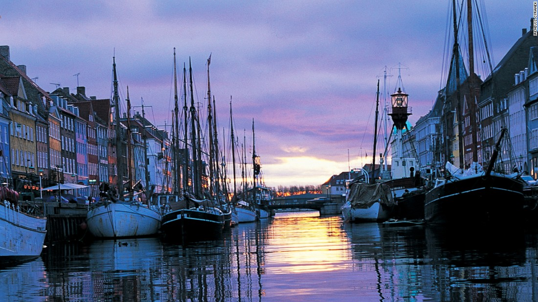 18 Of The Most Beautiful Places In Denmark