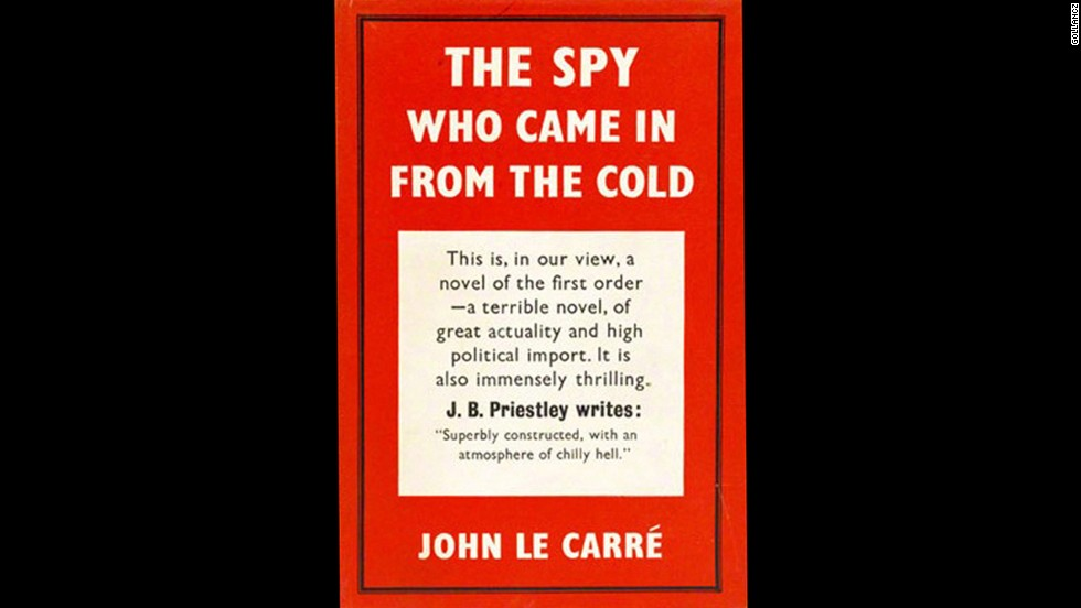 "Spy stories were big sellers that summer, including John Le Carre's ""The Spy Who Came in from the Cold,"" Helen MacInnes' ""The Venetian Affair"" and Ian Fleming's James Bond tale ""On Her Majesty's Secret Service."""