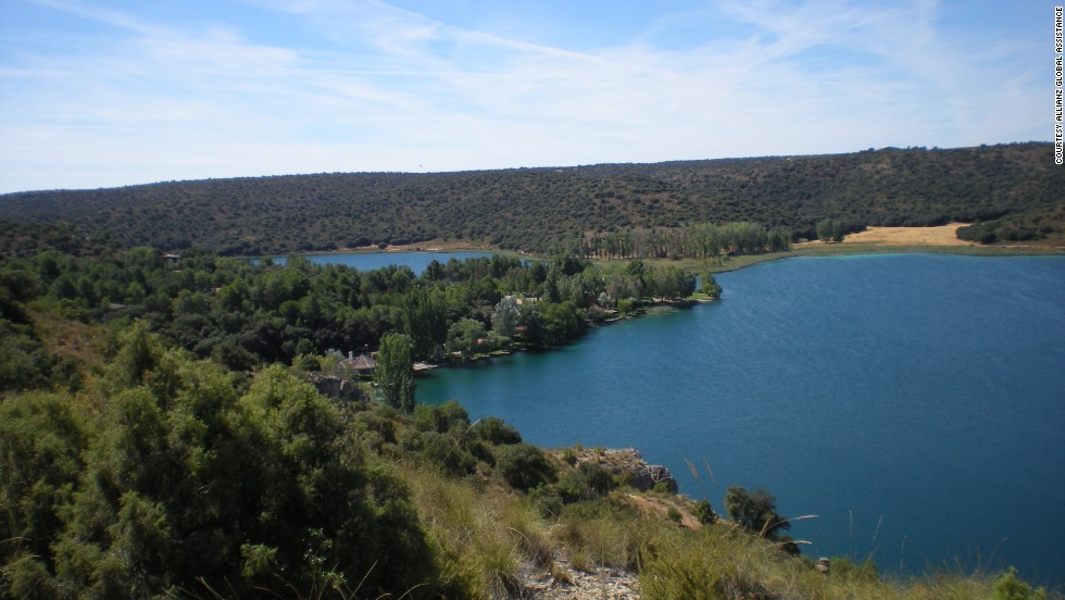 "Encompassing 4,000 hectares, this protected group of 15 connected lakes is home to many varieties of waterfowl and fish. The Cave of Montesinos, which gets a mention in ""Don Quixote,"" is also located in the park."