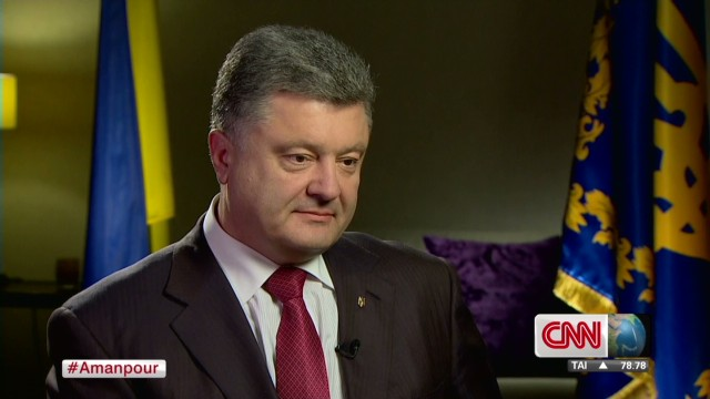 Poroshenko is the 'Chocolate King'