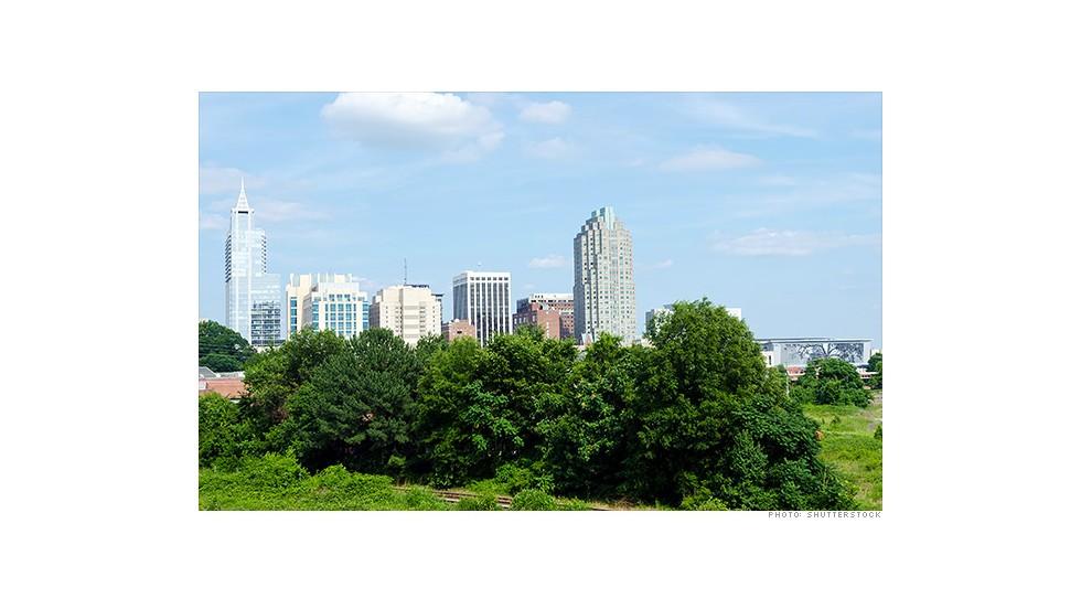 Raleigh, Carolina del Norte