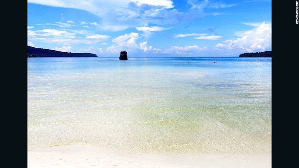 Koh Rong Sanloem has long been a favorite of expats in Phnom Penh. Easy to see why.