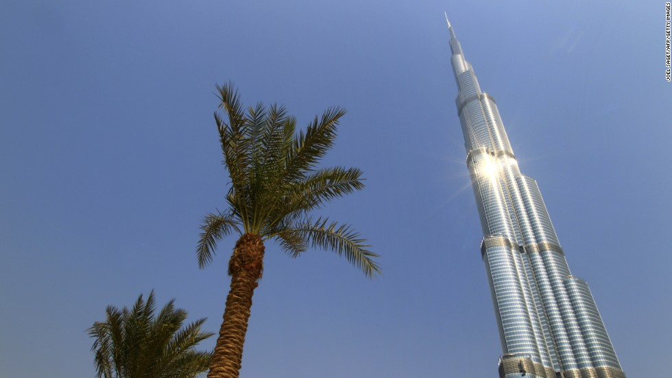 It was crowned the title in 2010 and is 2,717 feet tall.