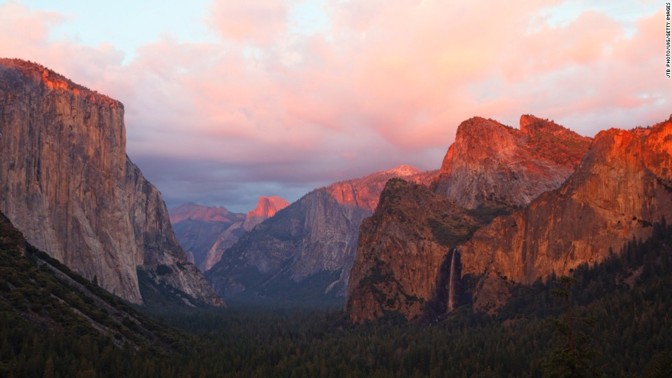 Yosemite became a national park 125 years ago on October 1, 1890.  The park celebrates the anniversary on October 1, 2015.