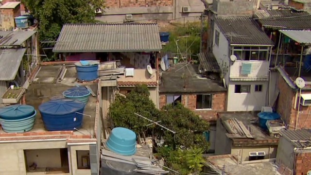 Favelas show hidden side of Brazil