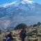 run around the world-Hiking up Kilimanjaro