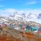 run around the world-Tasiilaq Greenland