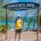 run around the world-Barbados