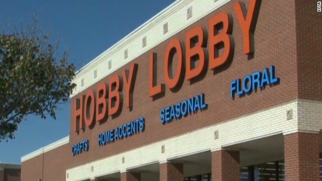 Supreme Court in favor of Hobby Lobby