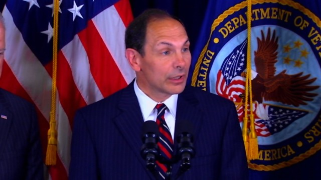 Is fmr. P&G CEO the right man for VA?