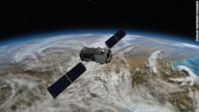The Orbiting Carbon Observatory-2 (OCO-2) is expected to join a group of other satellites to study atmospheric carbon dioxide.