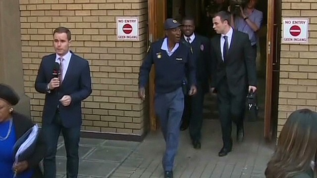 Doctors: Pistorius suffers from PTSD